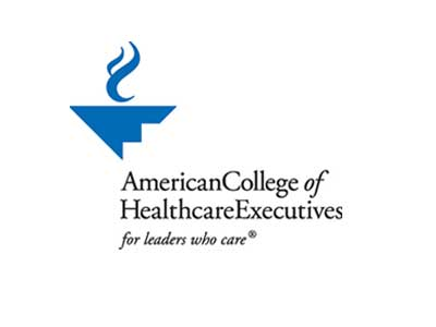 logo image american college of healthcare executives