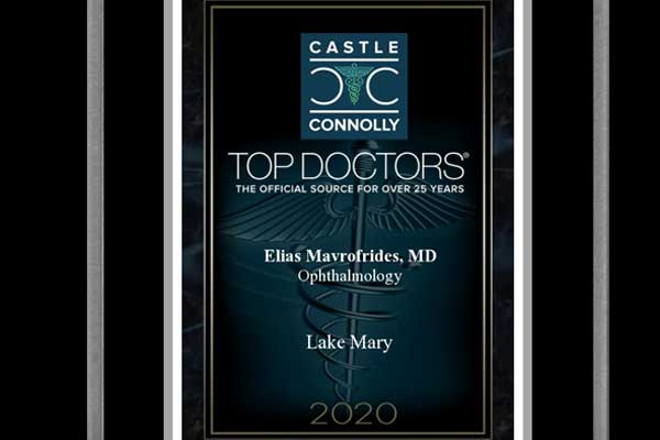dr mavrofrides and dr dunn awarded top doctor 2020