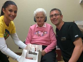 dr mavrofrides, kindness, helping