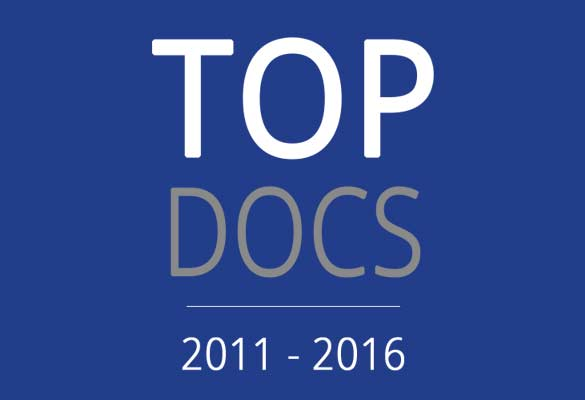 top docs, patient choice award