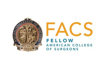 facs, american college of surgeons